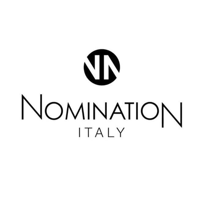 Nomination Link Rose Gold Violet