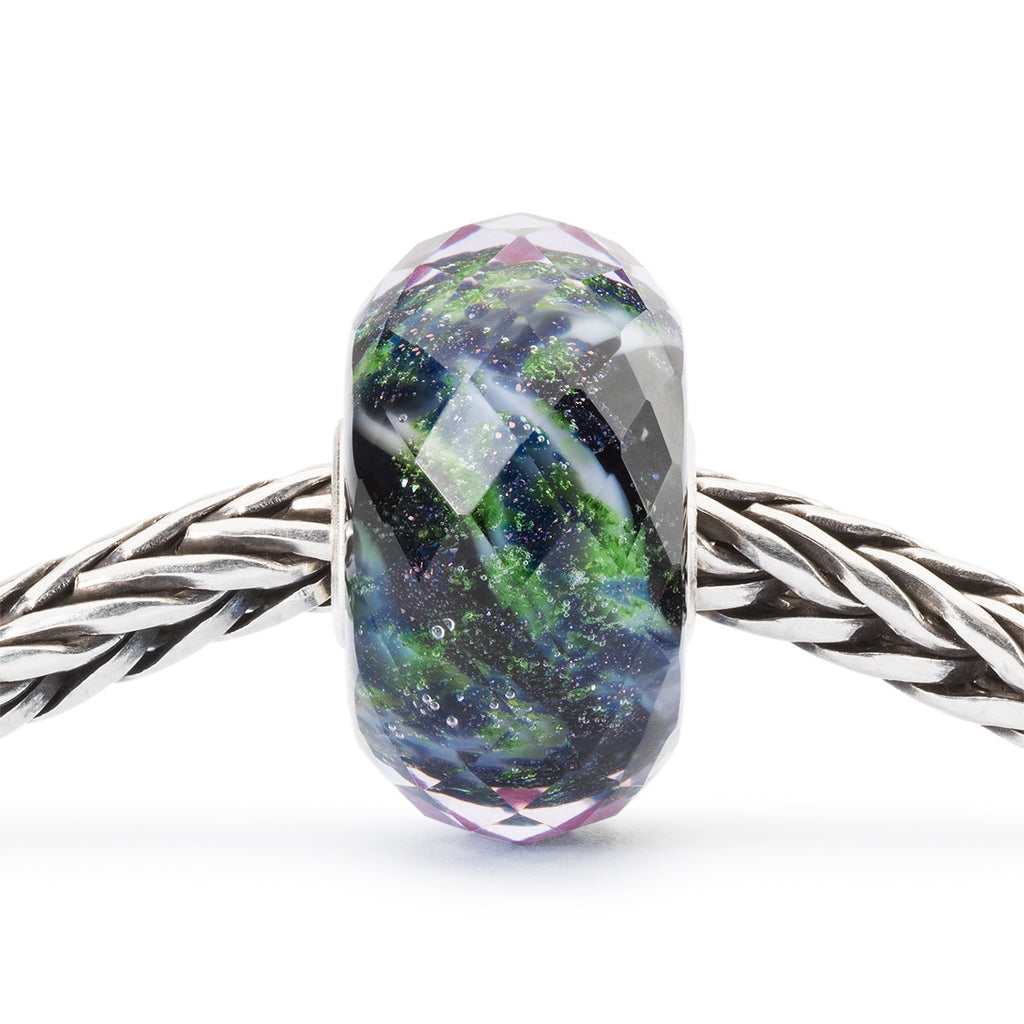 Trollbeads Charms Glass Northern Lights Magic