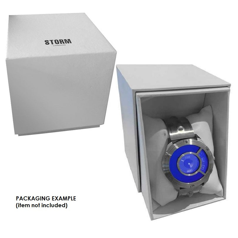 Strom Watches Enya Blue