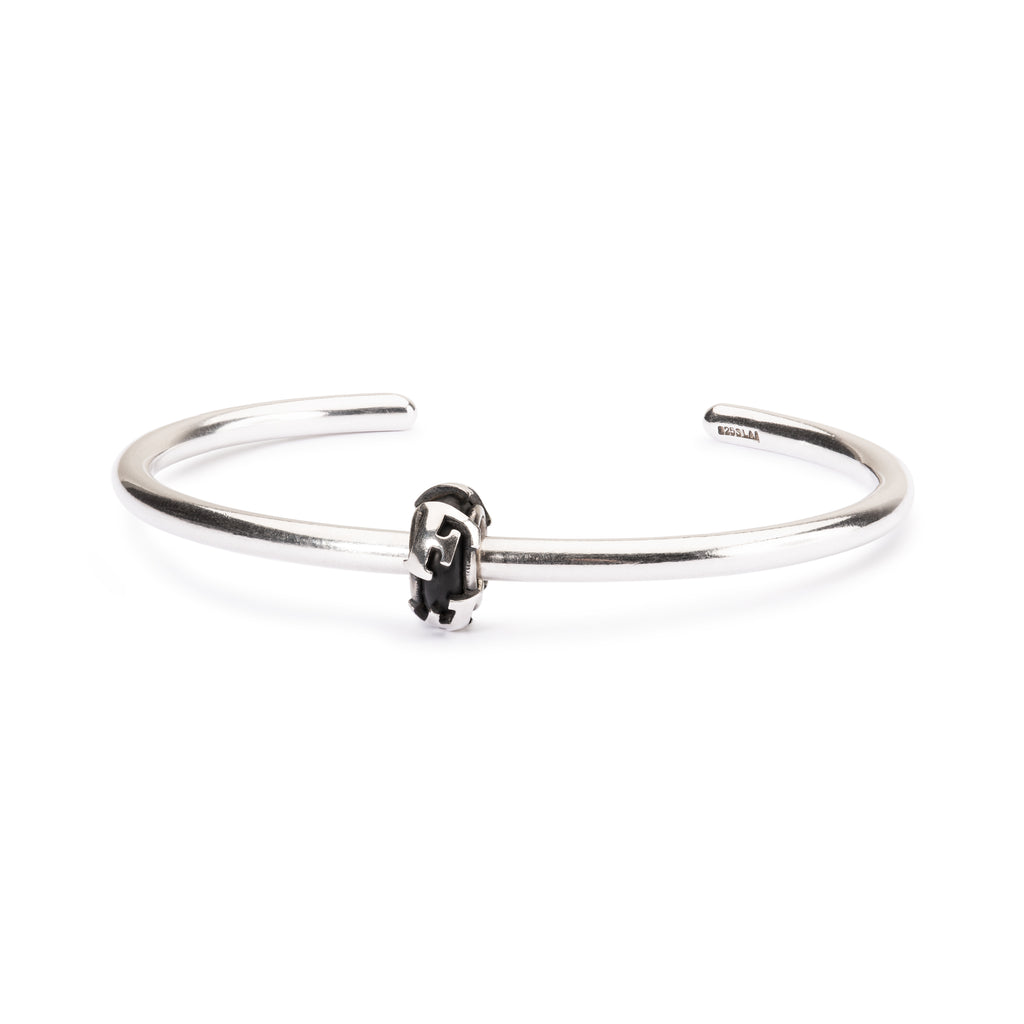 Trollbeads Silver F Spacer