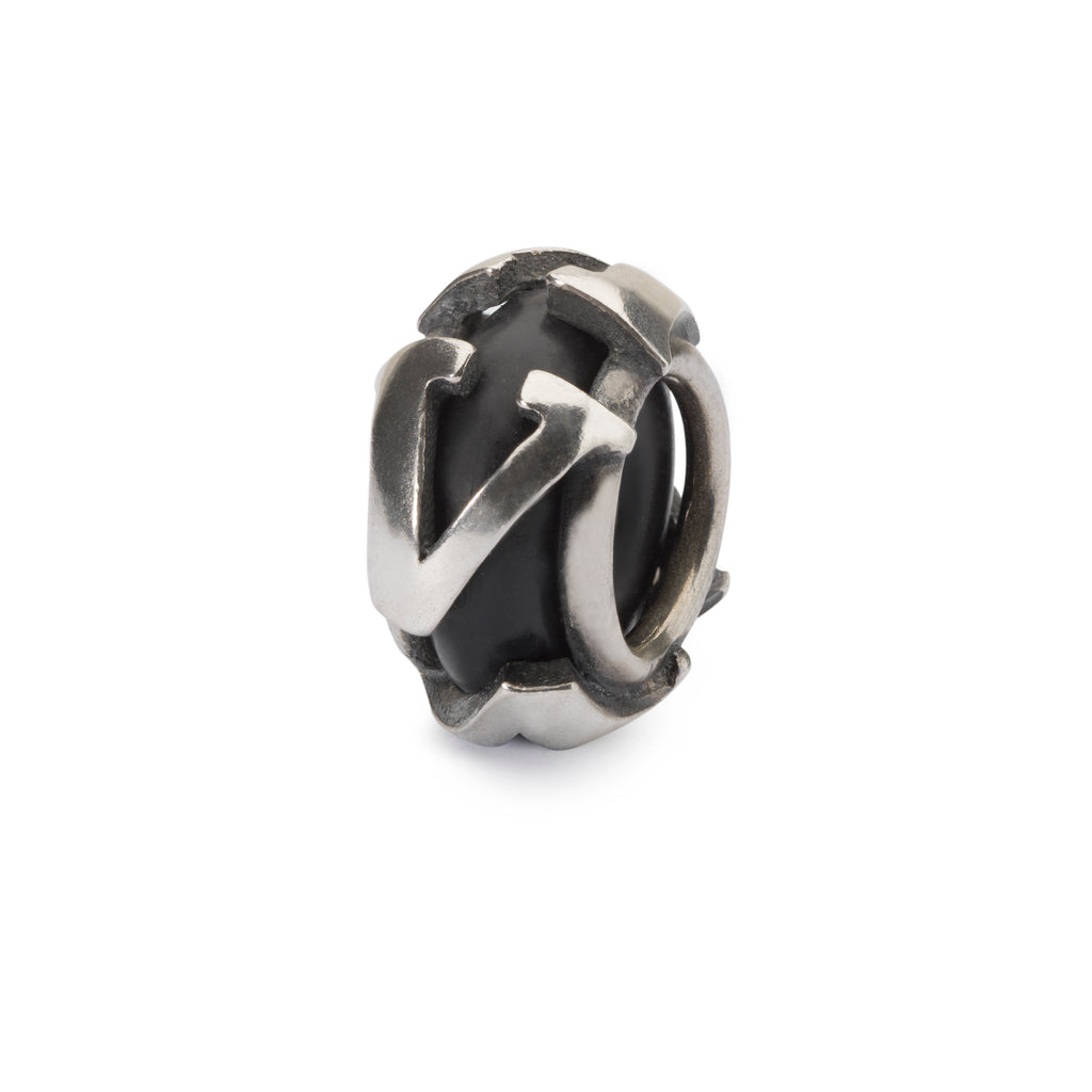 Trollbeads Silver V Spacer