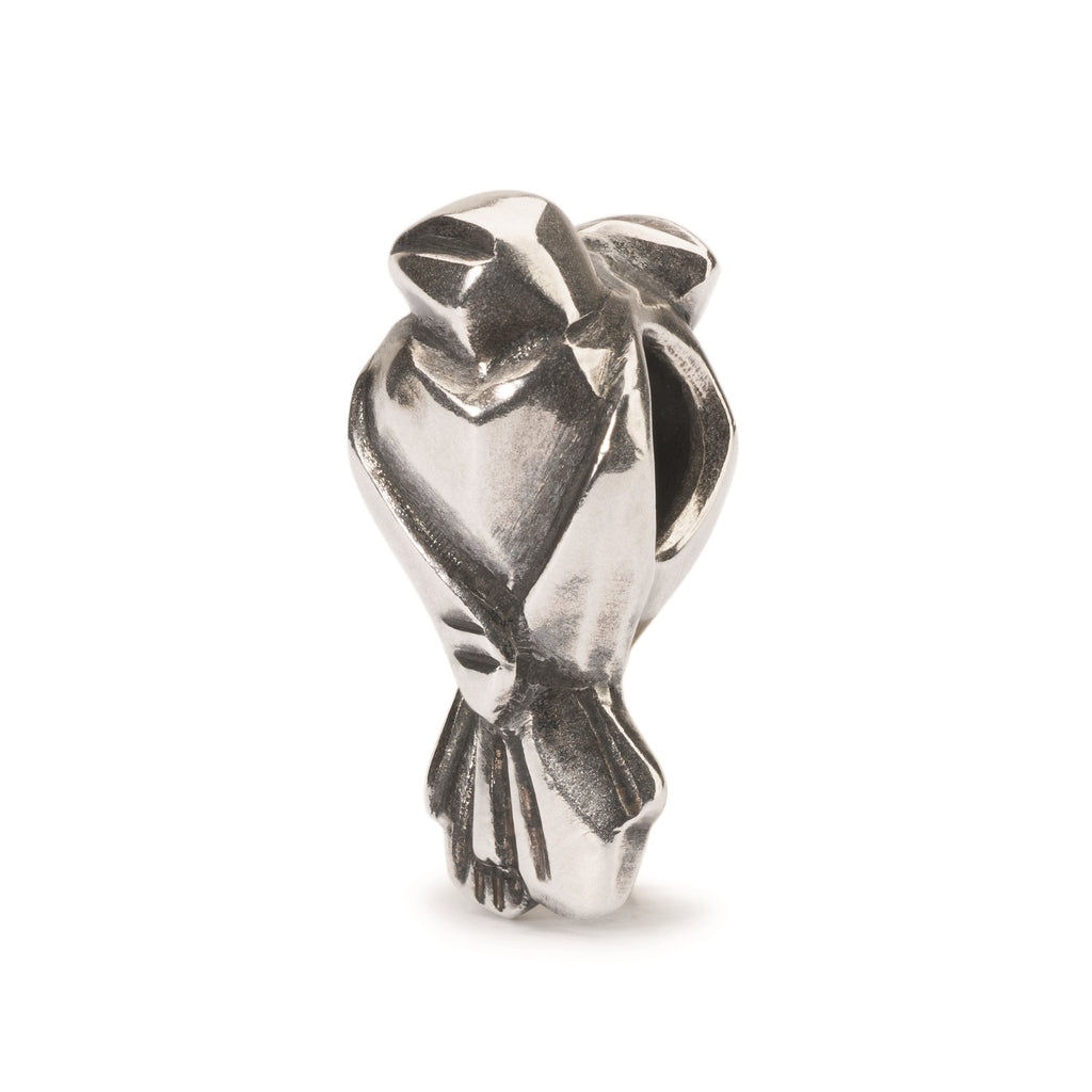 Trollbeads Charms Silver Lovebirds 2019