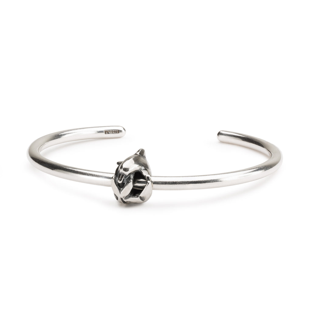 Trollbeads Dolphins Spacer