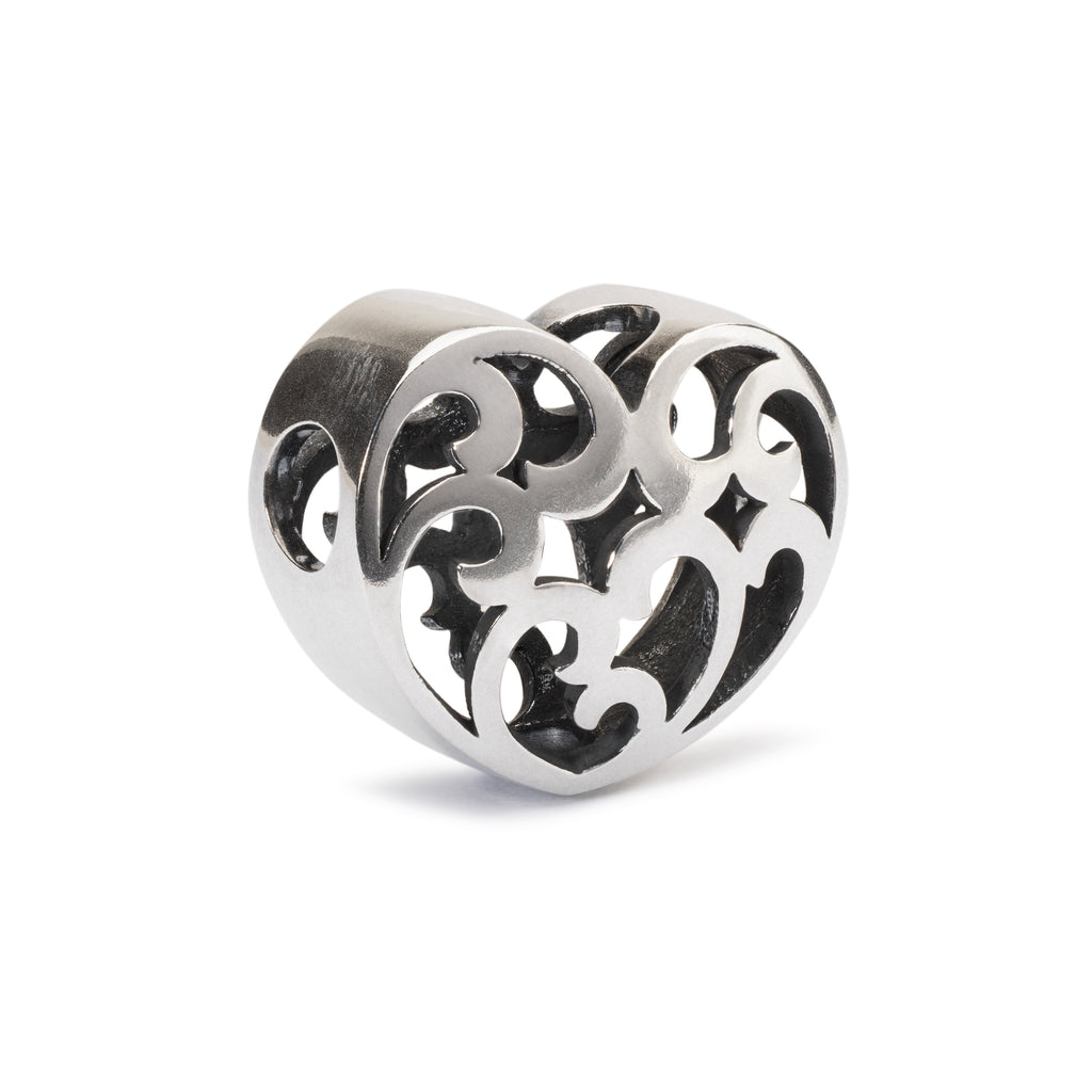 Trollbeads Charms Silver Passion Soul Pendant