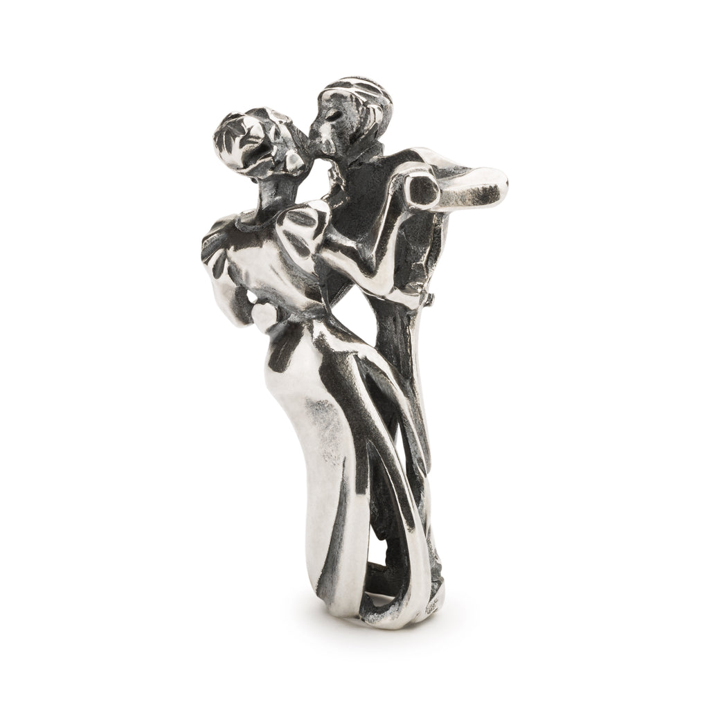 Trollbeads Charms Silver First Dance Pendant