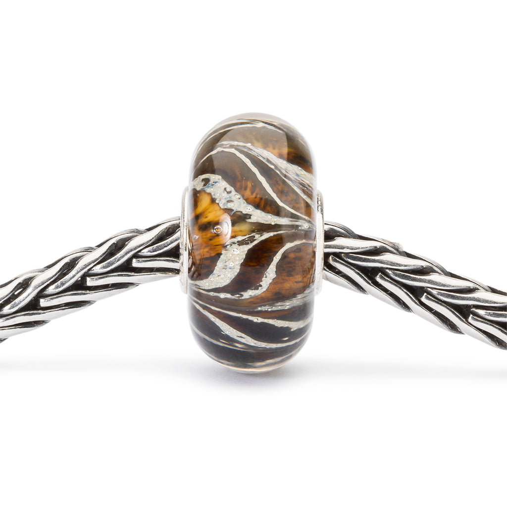 Trollbeads Charm Glass Roots of Wisdom