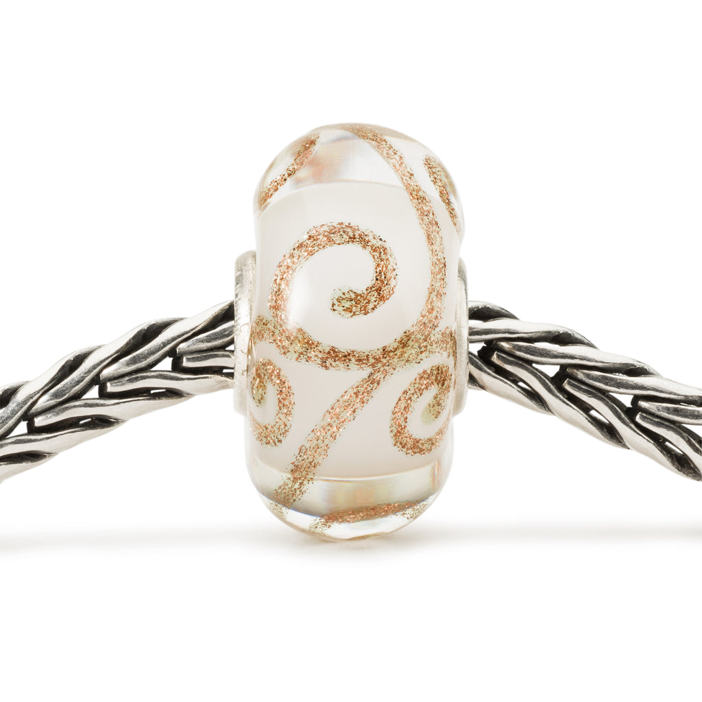 Trollbeads Charm Glass Innocence