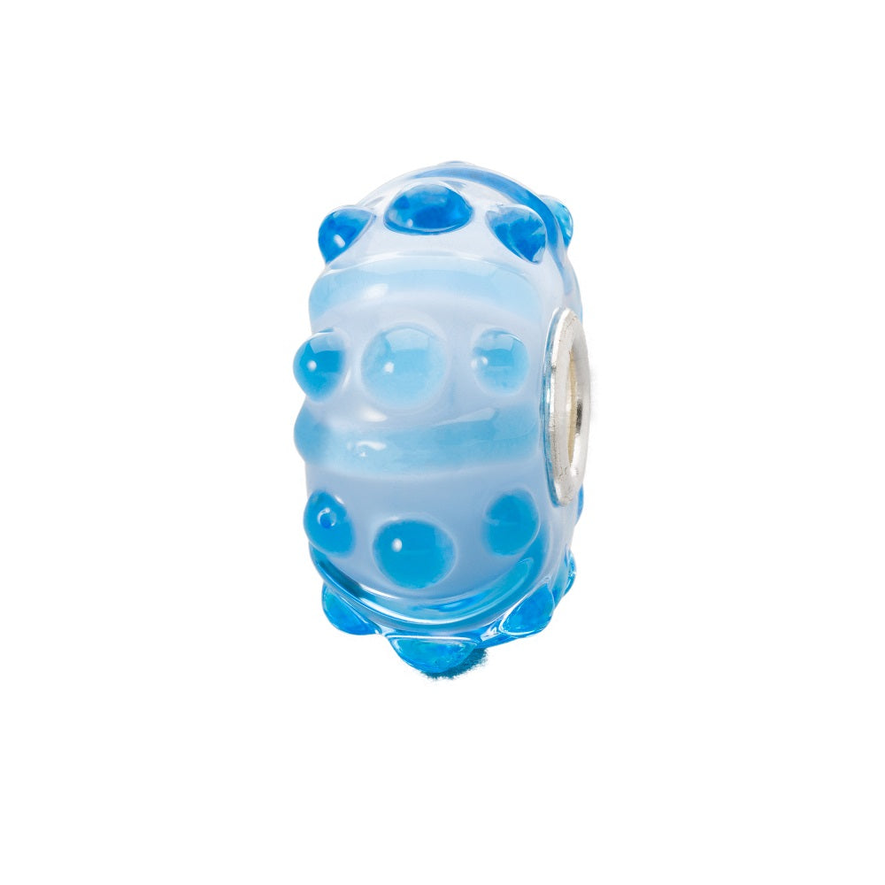 Trollbeads Charm Glass Breeze of Blue