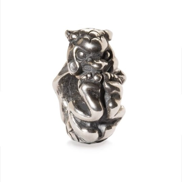 Trolbeads Charms Silver Rolling Troll