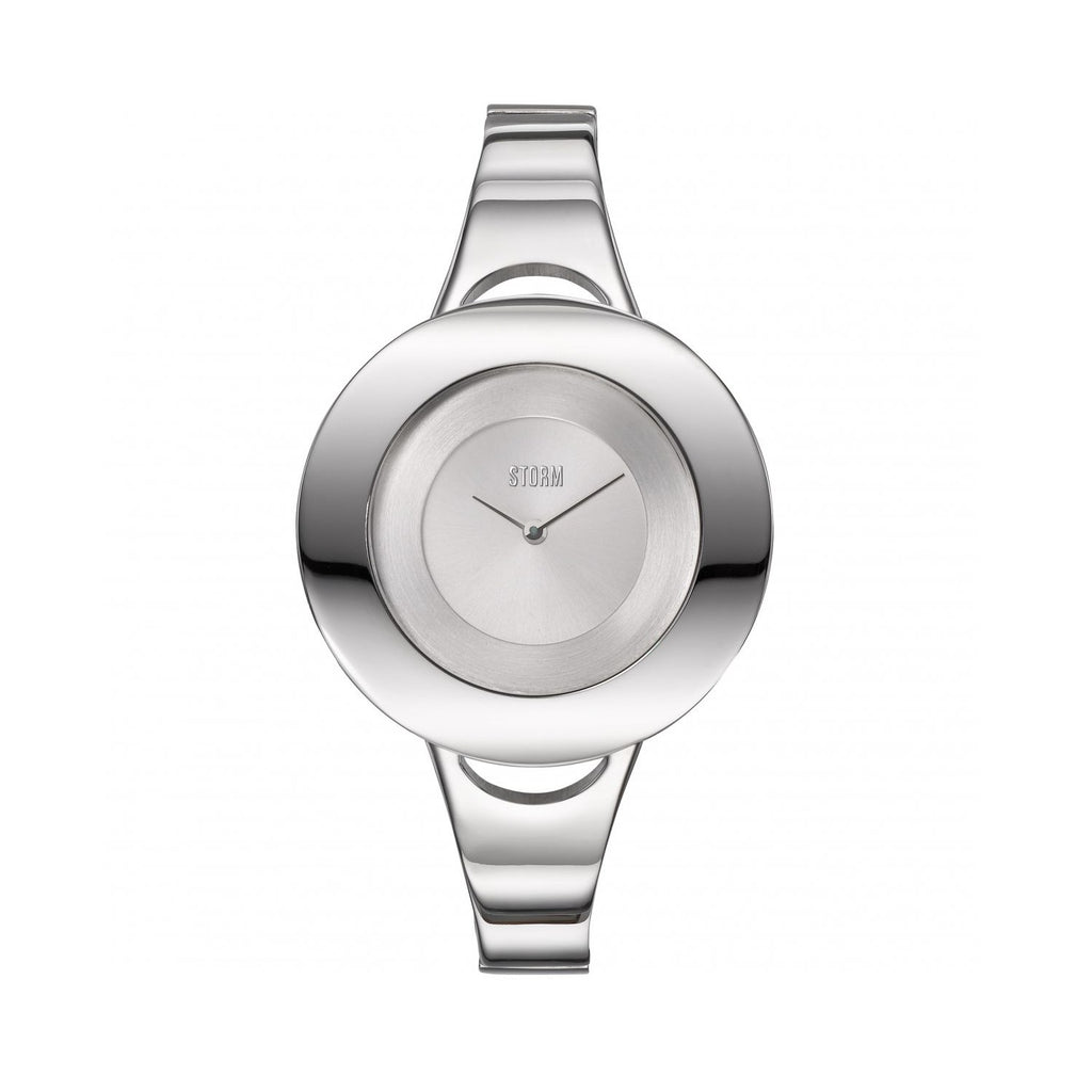 STORM Watches Centro Silver