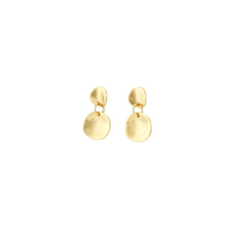 UNOde50 Earrings 'Scales'