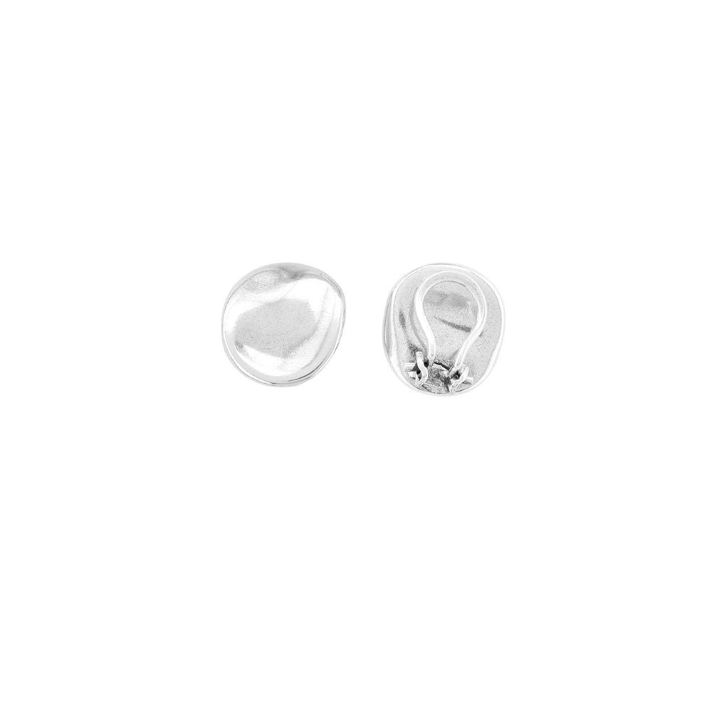 UNOde50 Earrings 'Twins' Silver