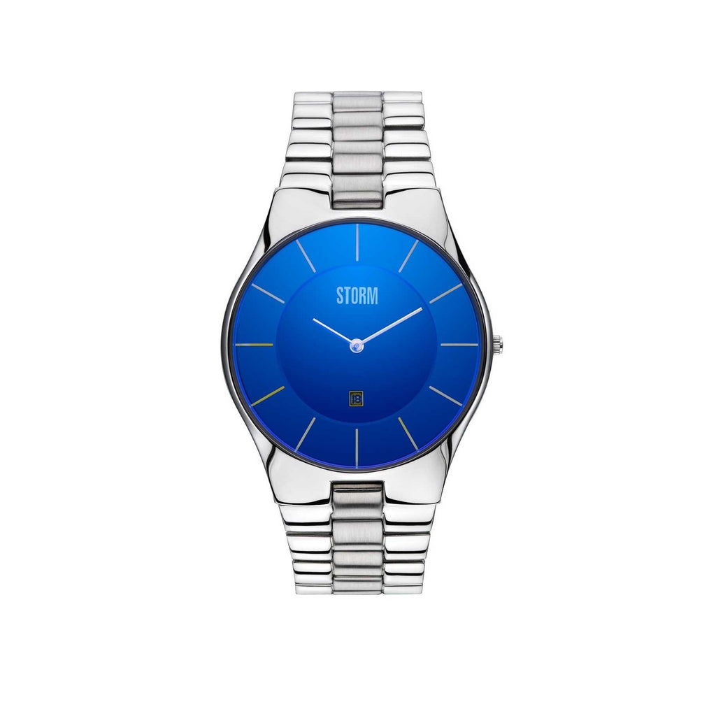 STORM Watches Slim-X XL Lazer Blue