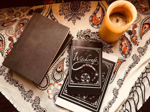 Book of Spells and Witchcraft Zine by Sig