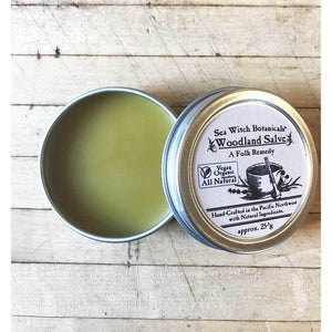 Sea Witch Botanicals - Woodland Salve