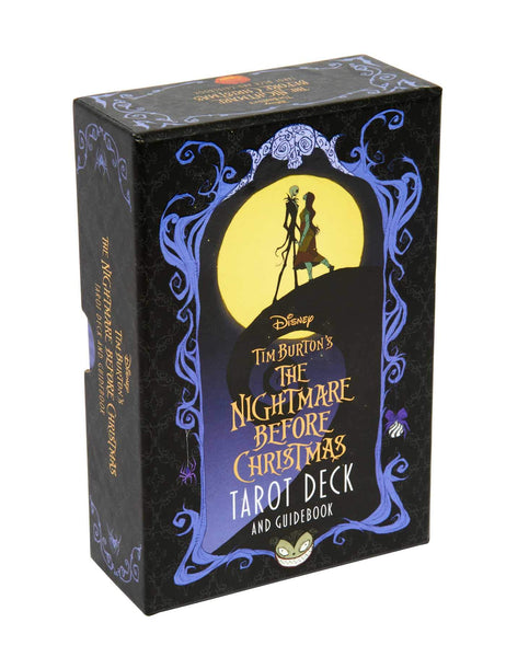 The Nightmare Before Christmas Tarot Cards