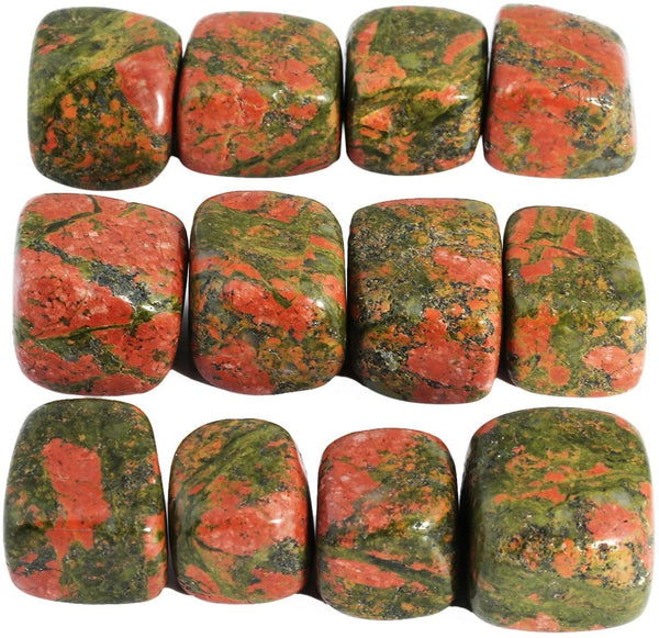 Unakite Pocket Cube