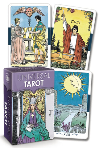 Universal Tarot Mini Deck