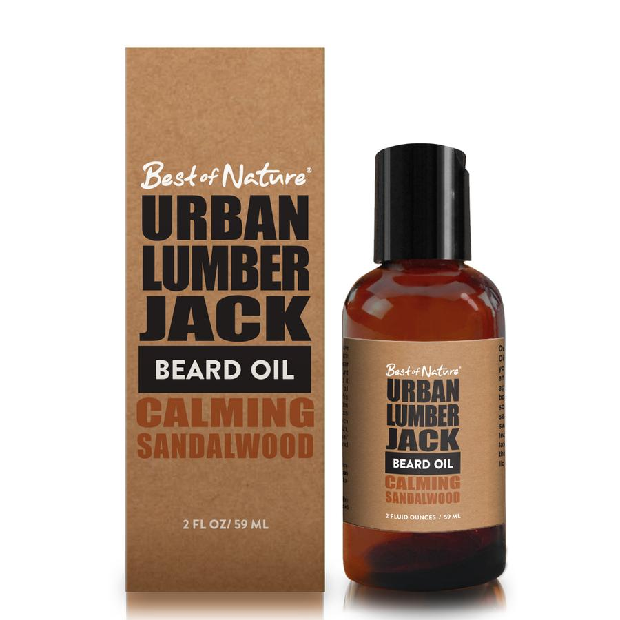 Best of Nature Calming Sandalwood Beard Oil