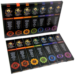 Goloka Chakra 7 In 1 Gift Pack 15gm Pack (7 Packs Per Box)