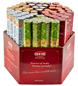 Hem  Assorted 15gm Incense Sticks