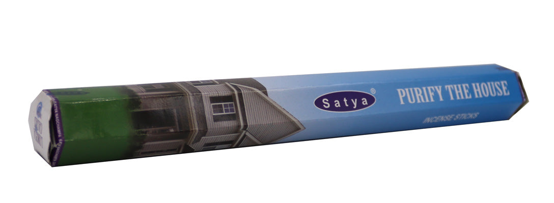 Satya Purify The House 20gm Incense