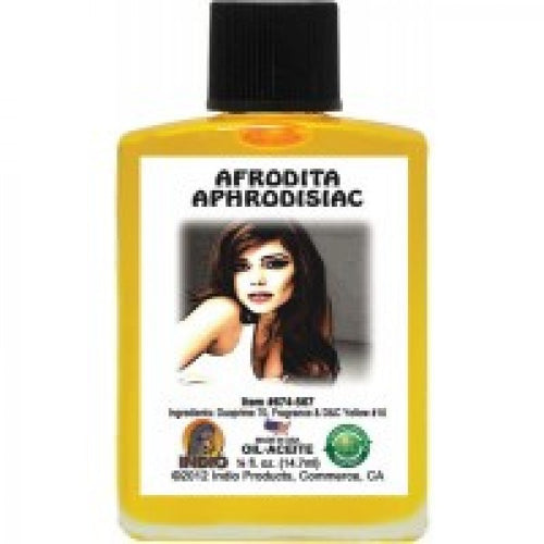 Afrodita 1/2 OZ Ritual Oil