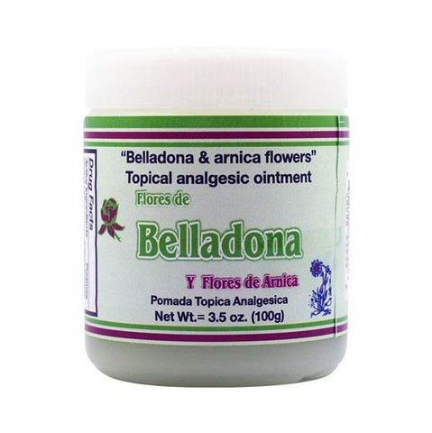 Belladonna Topical Analgesic
