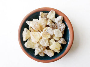 White Copal Resin  1/2 oz