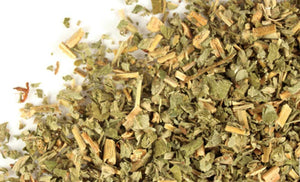 Agrimony Herb raw, cut, and sifted
