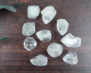 Special Assorted Apophylite, Quartz, and Chalcedony 2 to 3 inch freeforms