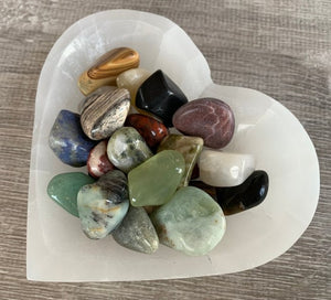 Mixed Natural Small Gemstone Mix
