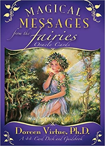 Out of Print - New, Rare, Sealed Messages From the Fairies by Doreen Virtue