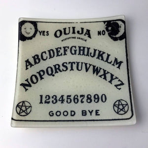 "8"" Witchy Slumped Platter"