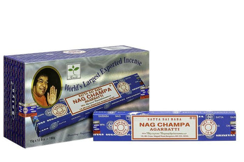 Satya Nag Champa 15gm Incense Sticks