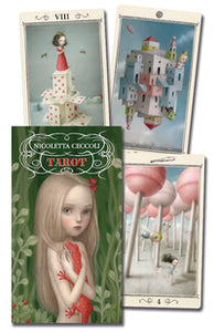 Mini Nicoletta Ceccoli Tarot and Oracle Card Deck