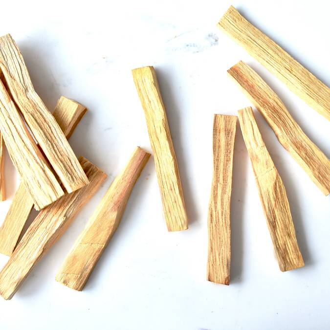 palo santo wood incense