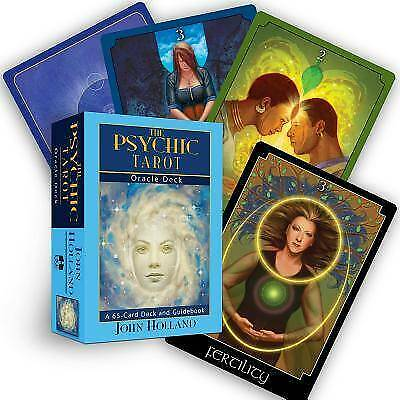 The Psychic Tarot Oracle Card Deck by John Holland