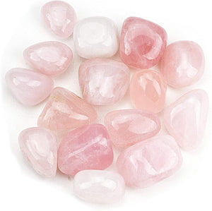 Rose Quartz pocket stone