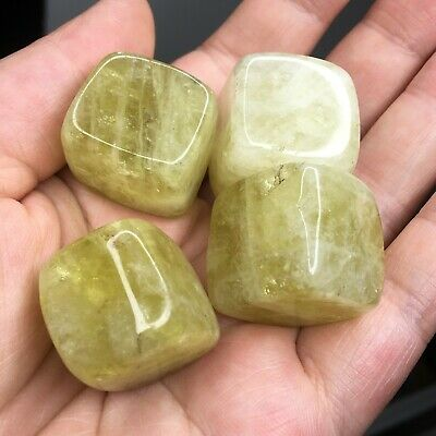 Citrine  Pocket Cube