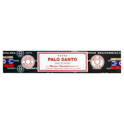 Satya Palo Santo 15gm Incense Sticks