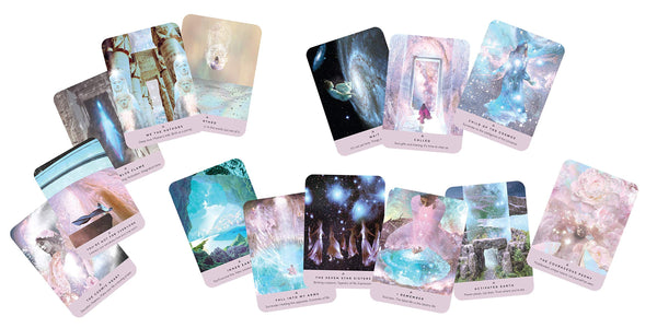 The Starseed Oracle 53 Card Deck & Book by Rebecca Campbell & Danielle Noel