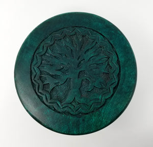 Tree of Life 6 inch Round Altar Table