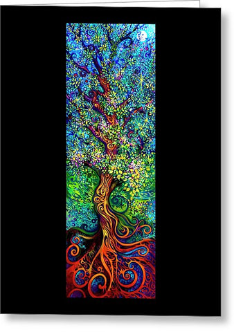 Tree of Life Art Giclee by Laura Zollar