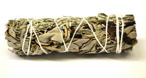 Yerba Santa, Blue Sage, and White Sage Smudge 4 inch