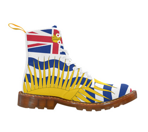British Columbia Boot (Mens) - Trend Talon