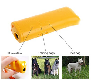 Advanced 3 in 1 Runners Ultrasonic Safety Animal Repellant - Trend Talon