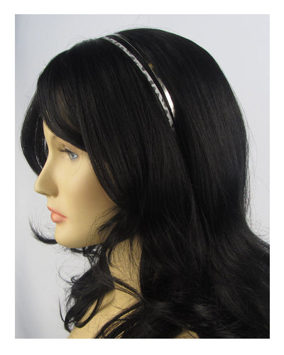 Animal Print Hairband Graceful Design Front