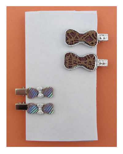 Bow hair clip Classy to Wear Look Gorgeous