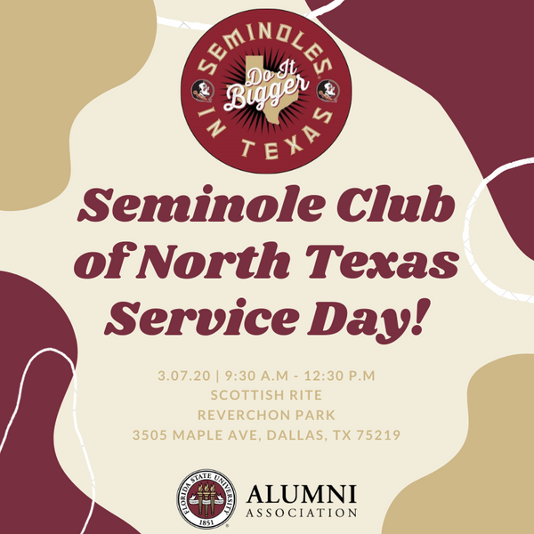 Seminole Service Day 2020